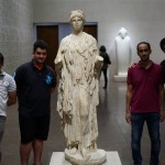 Visit museums when you study English in Houston