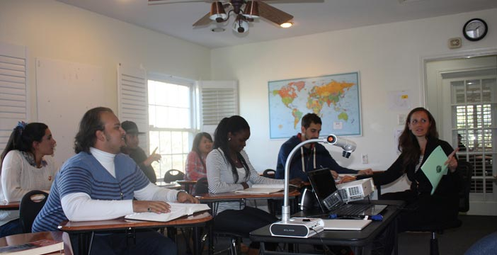 Group Class English Classes in Houston