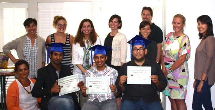 Graduation English Schools Houston