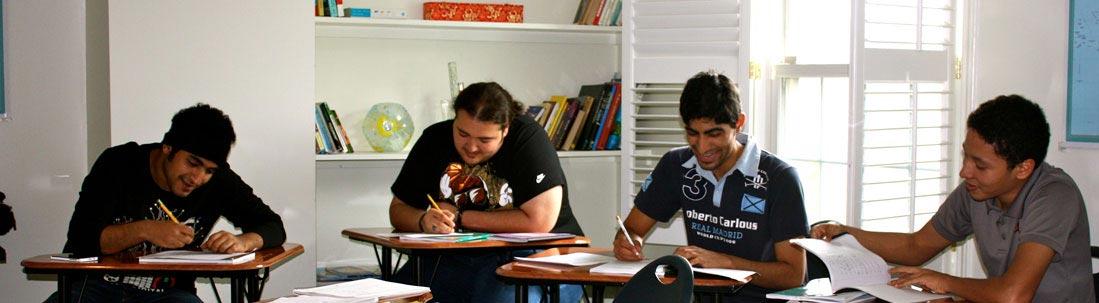 english language training houston
